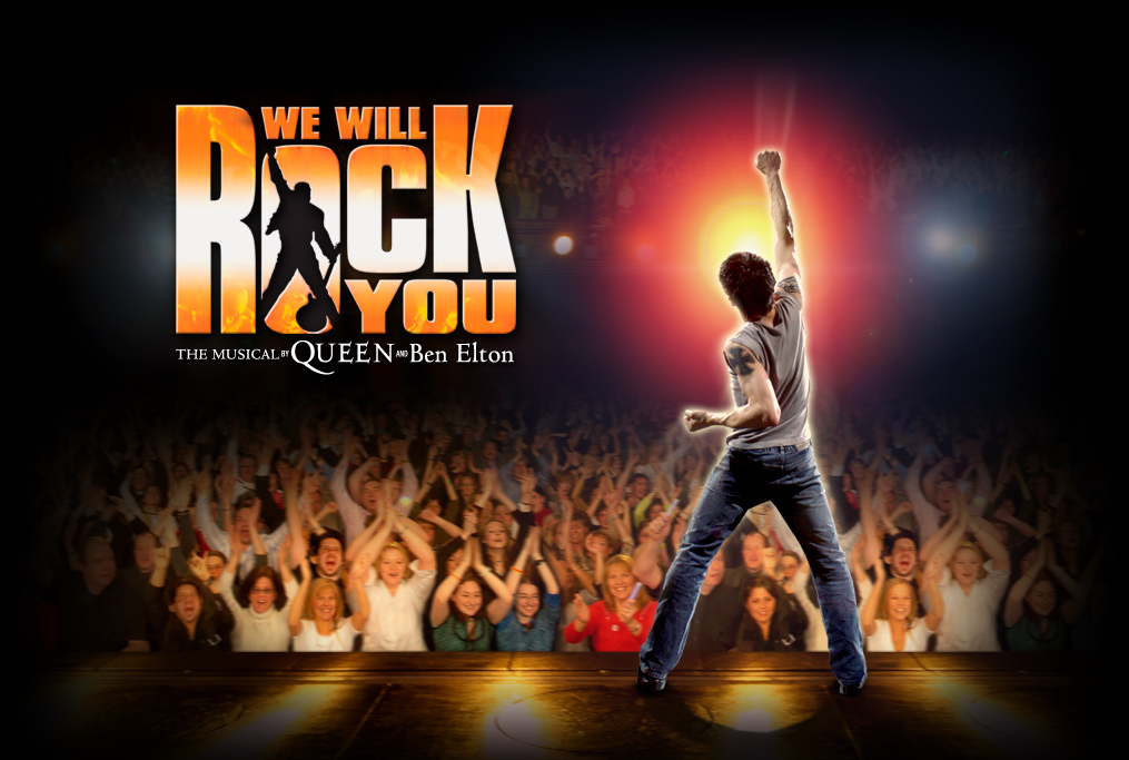 We will Rock You 2